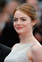 Emma Stone - Irrational Man Premiere - 2015 Cannes Film Festival