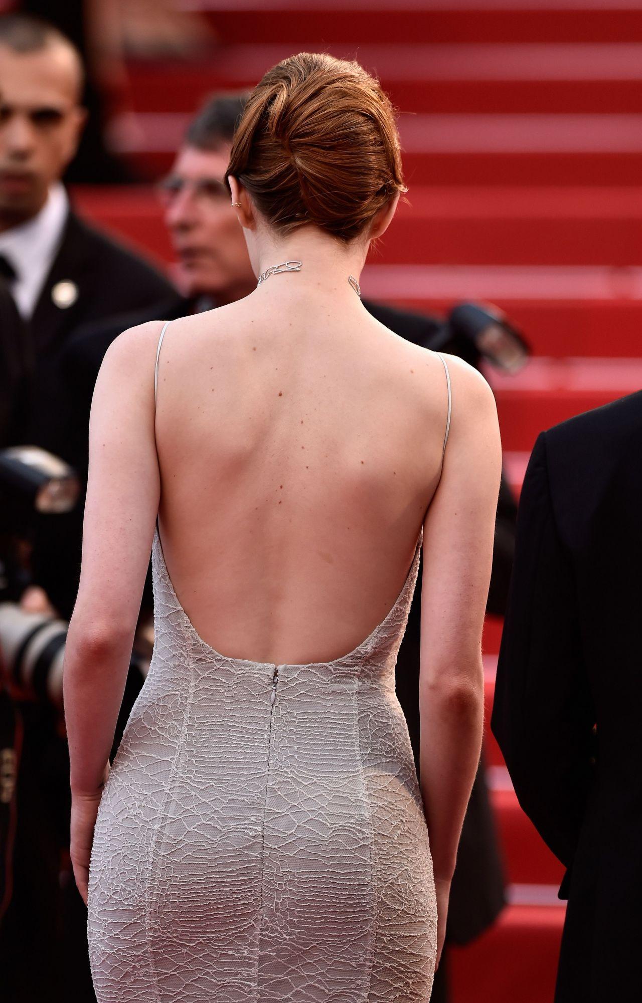 Emma Stone Irrational Man Premiere 2015 Cannes Film