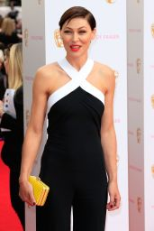 Emma Willis – 2015 BAFTA Awards in London