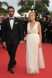 Emmanuelle Béart - Irrationnal Man Screening - 2015 Cannes Film Festival
