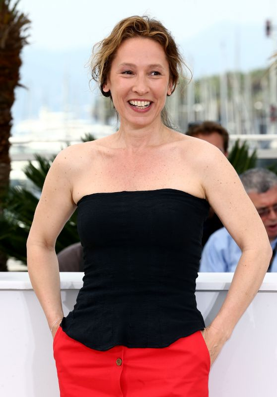 Emmanuelle Bercot - Photocall for