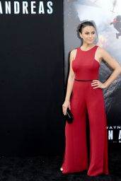 Emmanuelle Chriqui - San Andreas Premiere in Hollywood