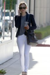 Emmy Rossum - Out in West Hollywood, May 2015