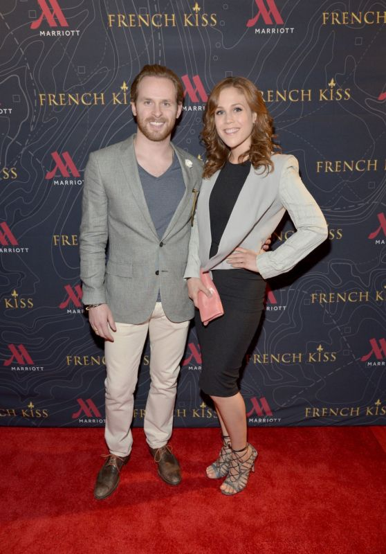 Erin Krakow - French Kiss Film Premiere