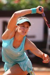 Eugenie Bouchard – The Internazionali BNL d'Italia 2015 in Rome, Day Five