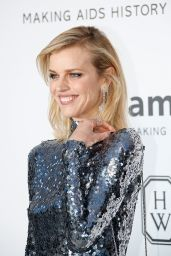 Eva Herzigova – 2015 amfAR Cinema Against AIDS Gala in Antibes (France)