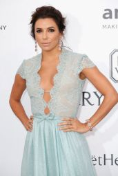 Eva Longoria – 2015 amfAR Cinema Against AIDS Gala in Antibes (France)