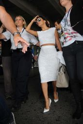 Eva Longoria at Nice Airport, May 2015