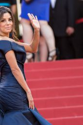 Eva Longoria – Carol Premiere – 2015 Cannes Film Festival