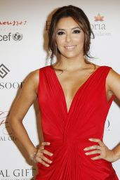 Eva Longoria - Global Gift Gala in Paris, May 2015