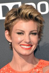 Faith Hill - Tomorrowland Premiere in Anaheim