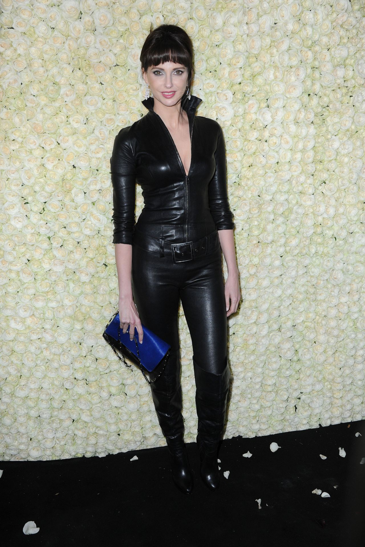 Fr 233 D 233 Rique Bel In Leather 2015 Cannes Film Festival