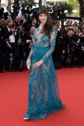 Frederique Bel - La Tete Haute (Standing Tall) Premiere at 2015 Cannes Film Festival