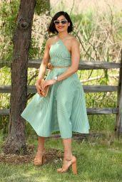 Freida Pinto - 2015 Veuve Clicquot Polo Classic in Jersey City