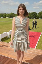 Gemma Arterton – Audi Polo Challenge in London, May 2015