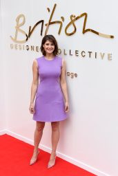 Gemma Arterton - Launch of the British Designers Collective at Bicester Village in Bicester