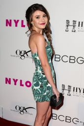 Genevieve Hannelius – NYLON Young Hollywood Party in West Hollywood, May 2015