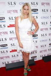 Genevieve Morton – Sports Illustrated Fight Weekend Party at SLS Las Vegas, May 2015