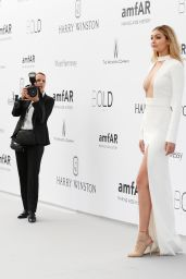 Gigi Hadid – 2015 amfAR Cinema Against AIDS Gala in Antibes (France)