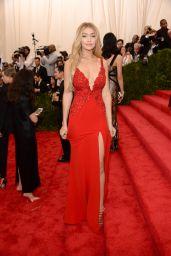 Gigi Hadid – 2015 Costume Institute Benefit Gala in New York City
