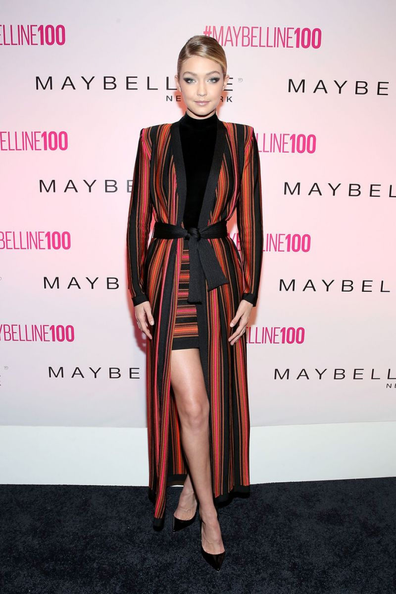 Gigi Hadid - Maybelline New York