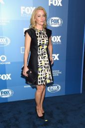 Gillian Anderson – Fox Network 2015 Programming Upfront in New York City