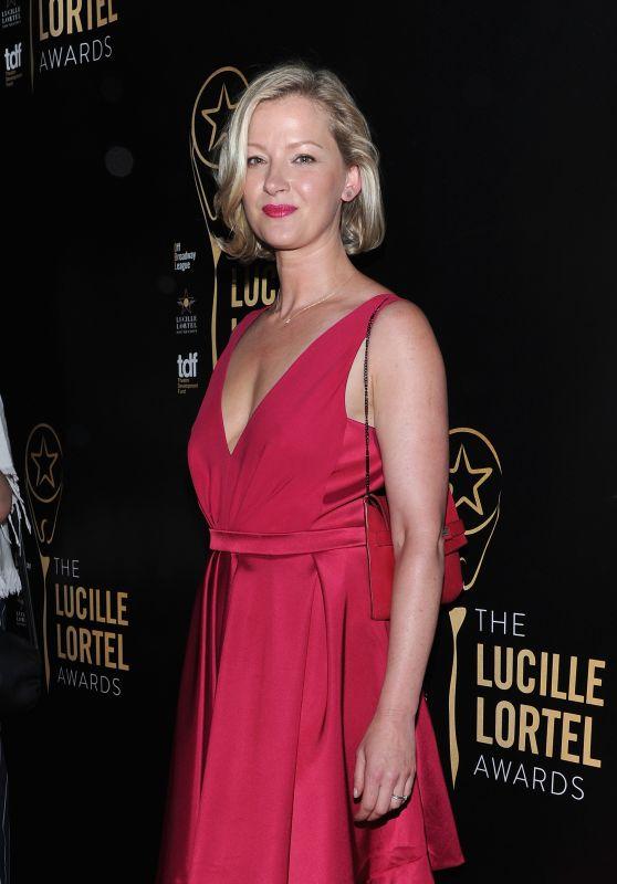 Gretchen Mol – 2015 Lucille Lortel Awards in New York City