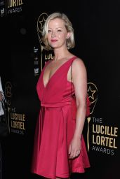 Gretchen Mol – 2015 Lucille Lortel Awards in New York City