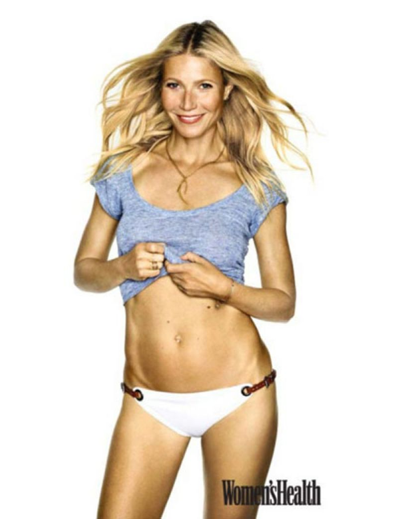 Gwyneth Paltrow Women S Health Magazine June 2015 Issue