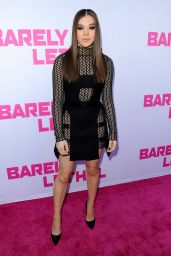 Hailee Steinfeld - Barely Lethal Premiere in Los Angeles