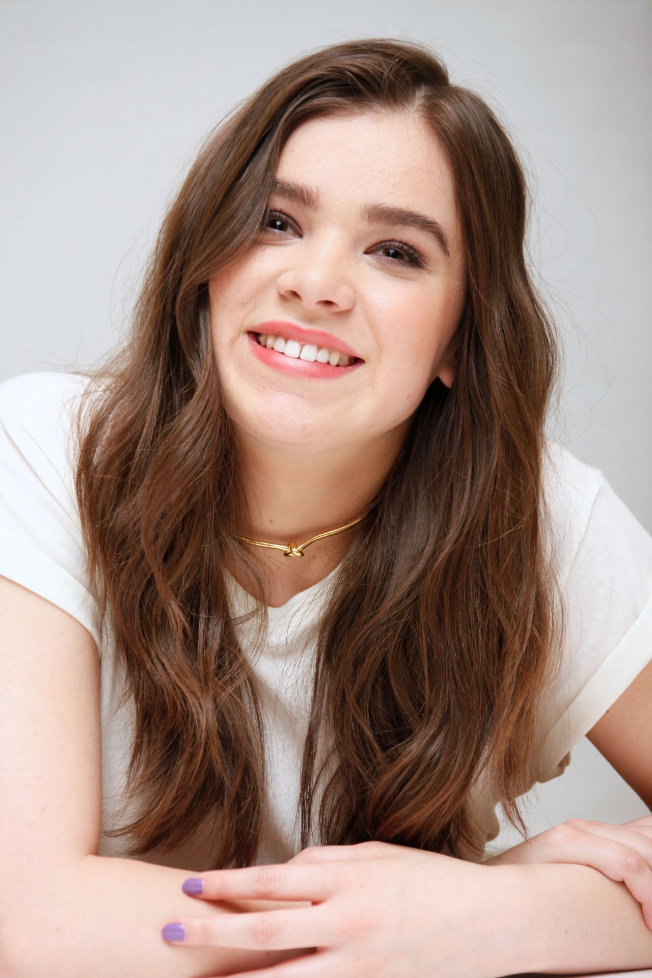Hailee Steinfeld Pics - 'Pitch Perfect 2' Press Conference in Beverly ...