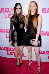 Hailee Steinfeld & Sophie Turner - Barely Lethal Premiere at ArcLight Hollywood
