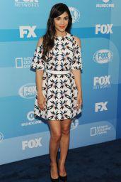 Hannah Simone – Fox Network 2015 Programming Upfront in New York City