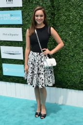 Hayley Orrantia - 2015 OCRF Super Saturday LA in Santa Monica