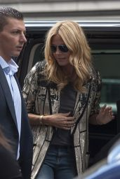 Heidi Klum - Out in Berlin, May 2015