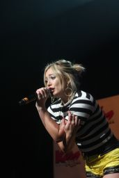 Hilary Duff - KISS 108 Presents KISS Concert 2015 in Mansfield, Massachusetts