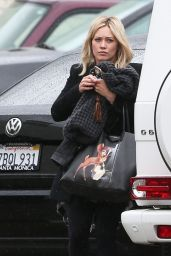 Hilary Duff Style - Out in West Hollywood, May 2015