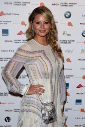 Holly Valance - WGSN Global Fashion Awards in London, May 2015