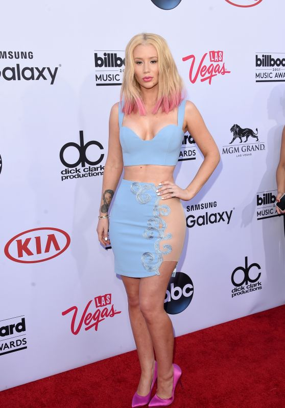 Iggy Azalea - 2015 Billboard Music Awards in Las Vegas