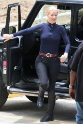Iggy Azalea - Horseback Riding in Los Angeles, May 2015