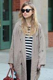 Imogen Poots - Out in New York City, May 2015