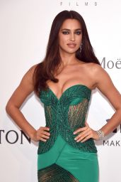 Irina Shayk – 2015 amfAR Cinema Against AIDS Gala in Antibes (France)