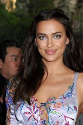 Irina Shayk – 2015 Costume Institute Benefit Gala in New York City