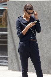 Irina Shayk - Out in New York City, May 2015