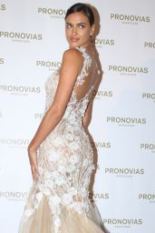 Irina Shayk - Pronovias Fashion Show in Barcelona, May 2015