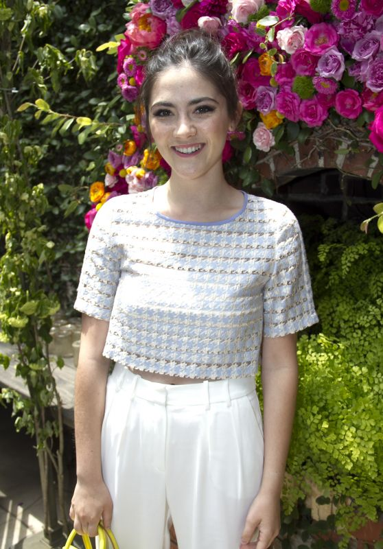 Isabelle Fuhrman - ColourPOP Cosmetics 1st Birthday Luncheon in West Hollywood