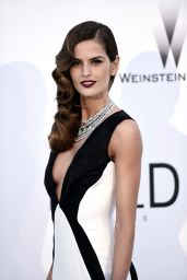 Izabel Goulart – 2015 amfAR Cinema Against AIDS Gala in Antibes (France)