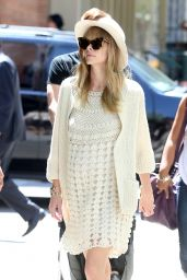 Jaime King - Out in New York City, May 2015