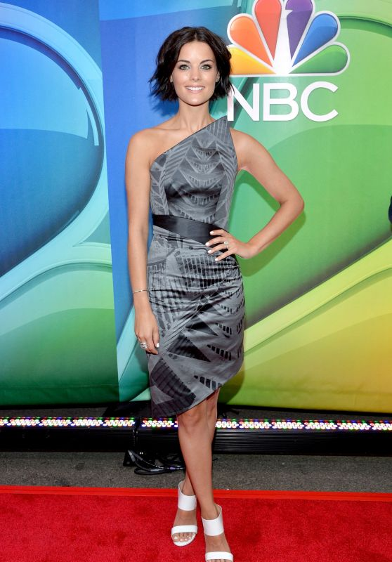 Jaimie Alexander – 2015 NBC Upfront Presentation in New York City