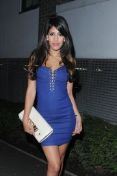 Jasmin Walia Night Out Style - Launch of New Chinese Restaurant Tattu in Spinningfields, Manchester